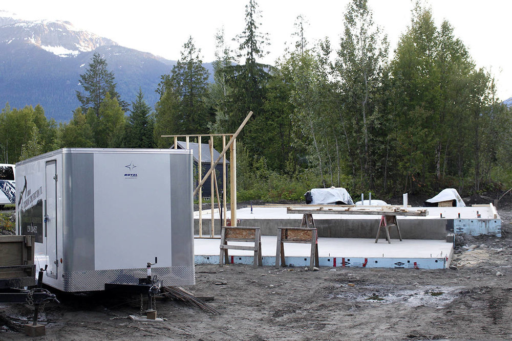 A delegation by Revelstoke RE/MAX during the June 12, 2018 city council meeting criticized the development and building permit process in the city. (Nathan Kunz/Revelstoke Review)