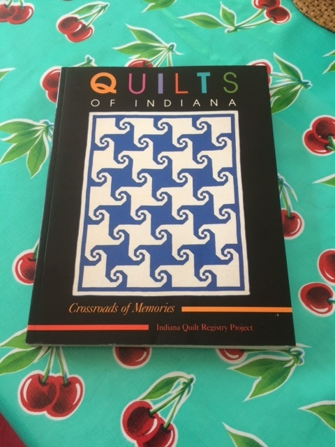 Indiana Quilt Registry Project, Indiana University Press, 1991