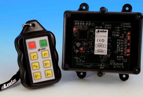 Lodar, Camera & Alarm -