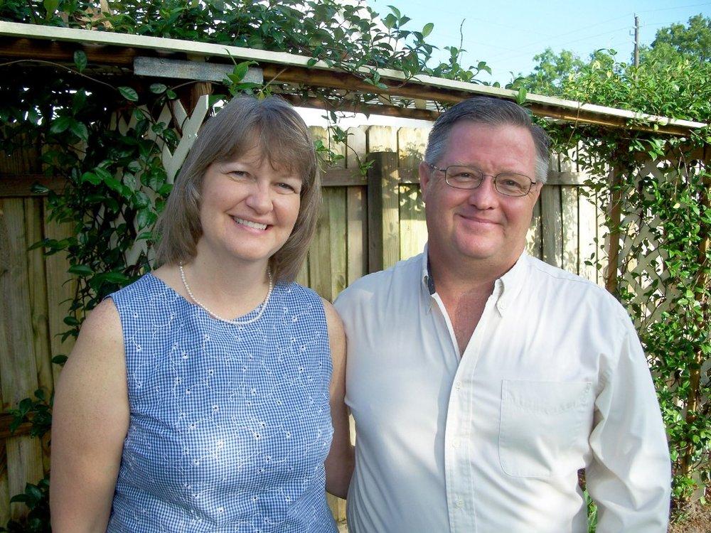 Jerry & Joyce McDaniels