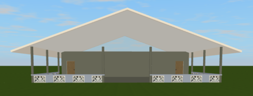Design of the New Church Building