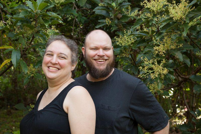 Rick and Anji Zook