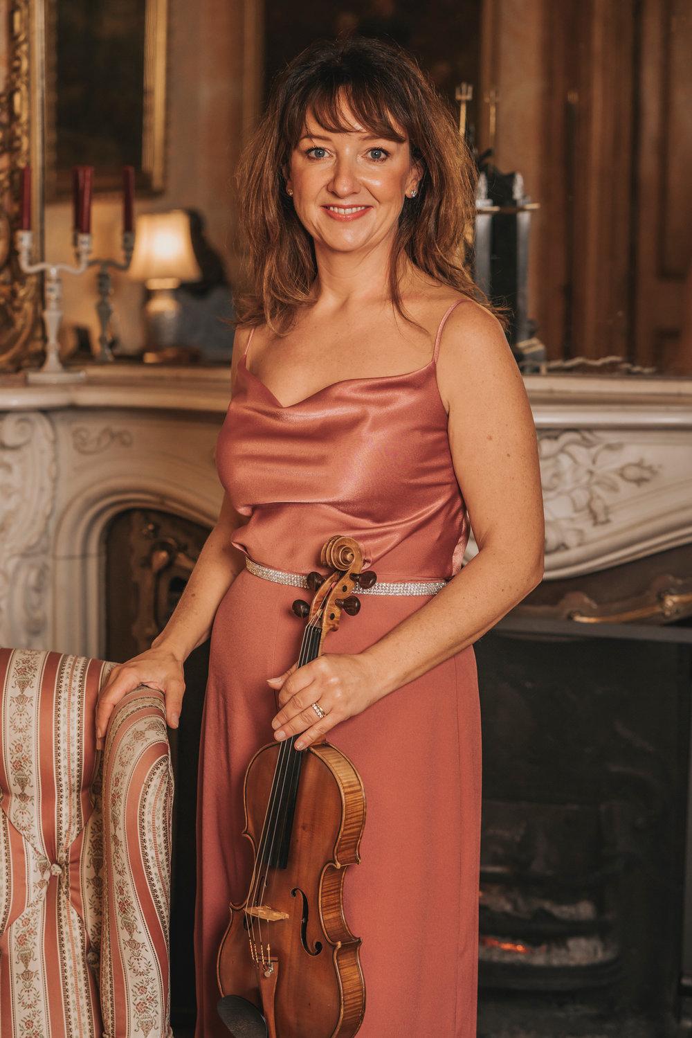 Korine - Violin
