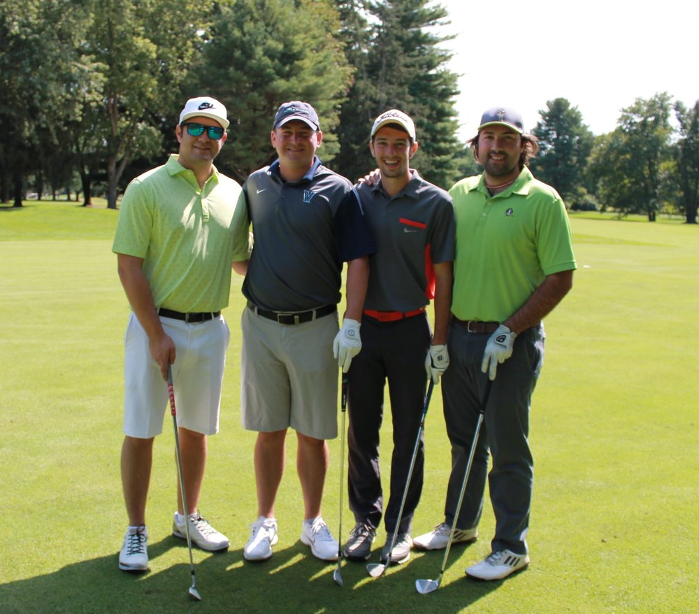 Thank you to all our 2017 Golfers! -