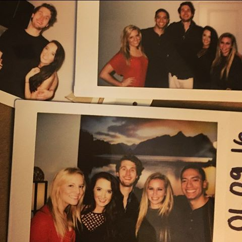 dug up these rare classic photos from all the way back on January 9, 2016 #vintage #polaroid #film #youths