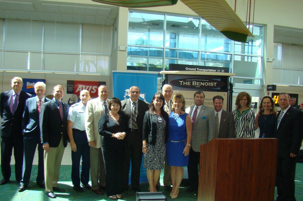 TJDAS Board Members @ PIE Press Conference, 24 Apr '13.JPG