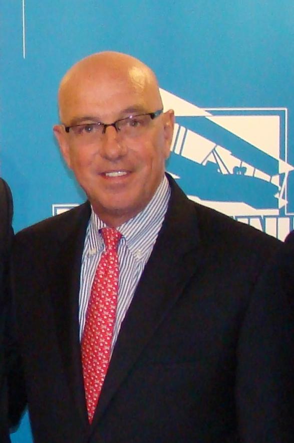 Joe Lopano after press conference, 21 May '14.JPG