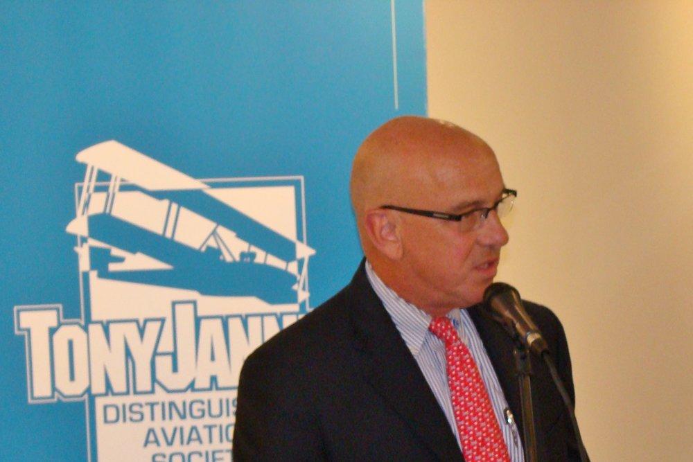 Joe Lopano Welcoming Remarks at Press Conference, 21 May '14.JPG