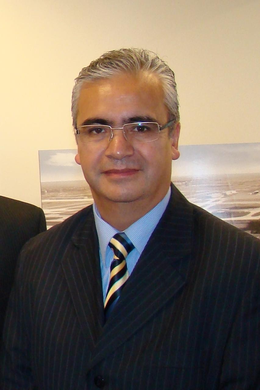 Ricardo Pedroza, Copa General Manager-United States, at Press Conference, 21 May '14.JPG