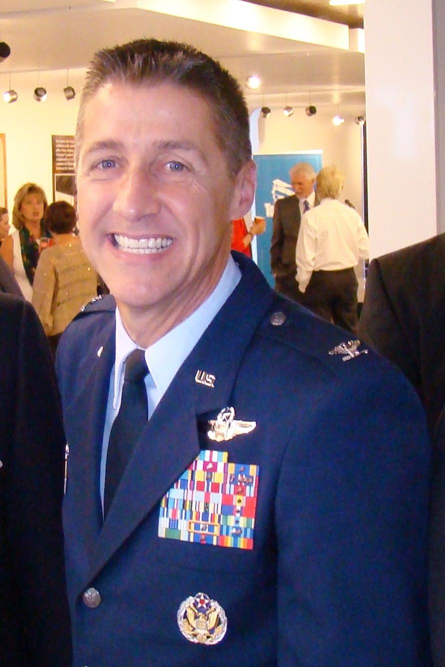 Scott DeThomas at Press Conference, 21  May '14.JPG