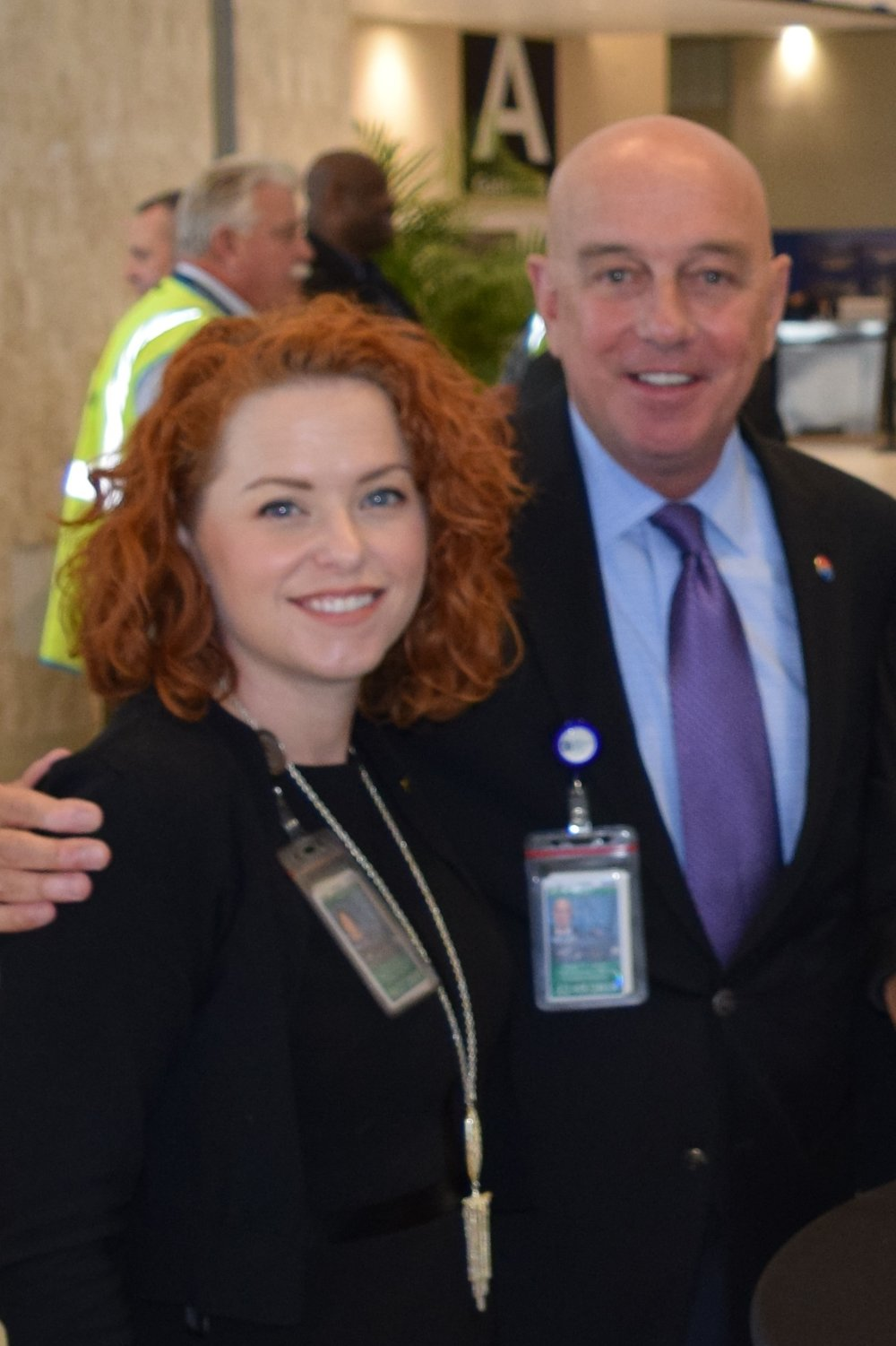 Kari Goetz & Joe Lopano after Press Conference, 9 May '17 - Copy.JPG