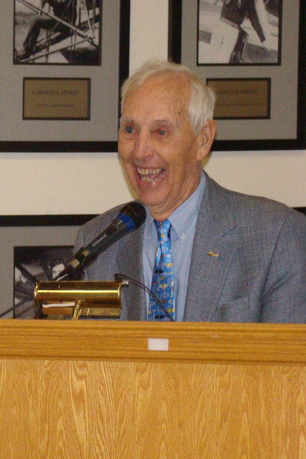 Bill Krusen's Acceptance Remarks - 2, 28 Jan '12.JPG