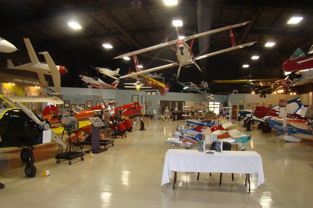 Florida Air Museum Displays - 1, 28 Jan '12.JPG