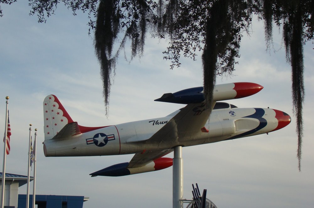 Florida Air Museum's T-33 - 2, 28 Jan '12.JPG