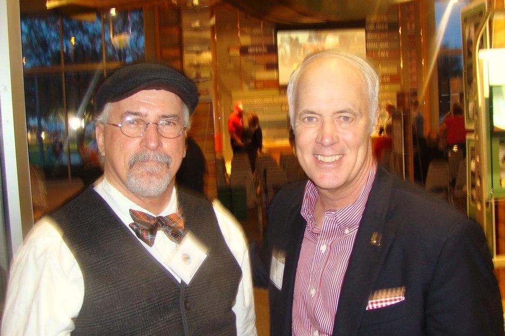 Britt Bochiardy & Dick Newton, III - 1, 31 Dec '13.JPG