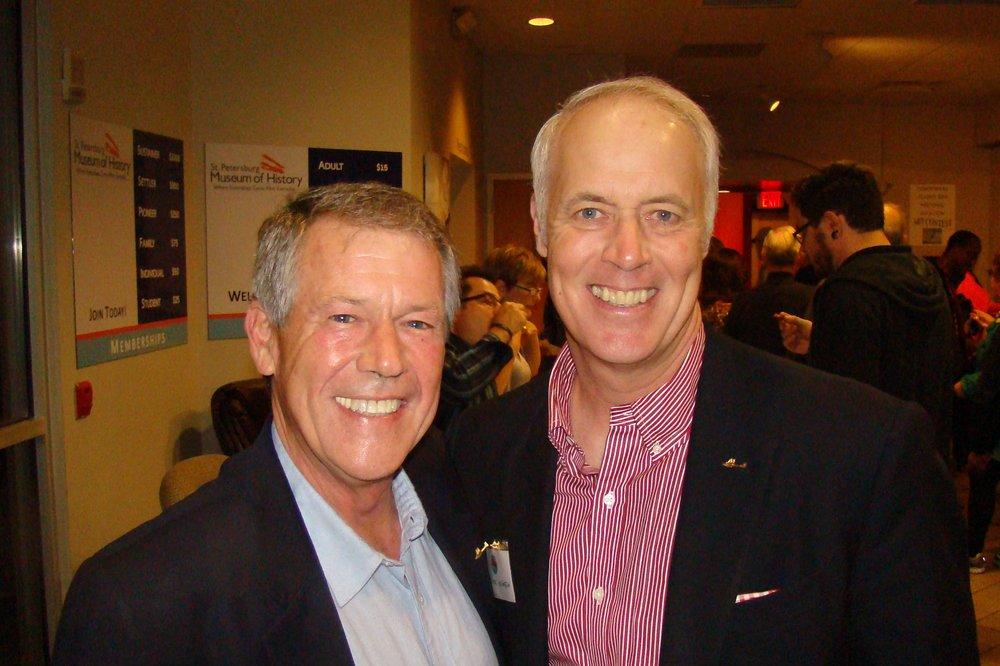 Frank Robertson & Dick Newton, III, 31 Dec '13.JPG