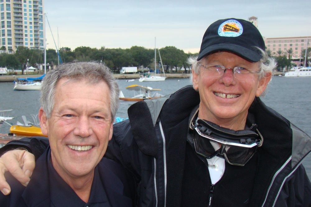 Frank Robertson & Eddie Hoffman - 1, 1 Jan '14.JPG