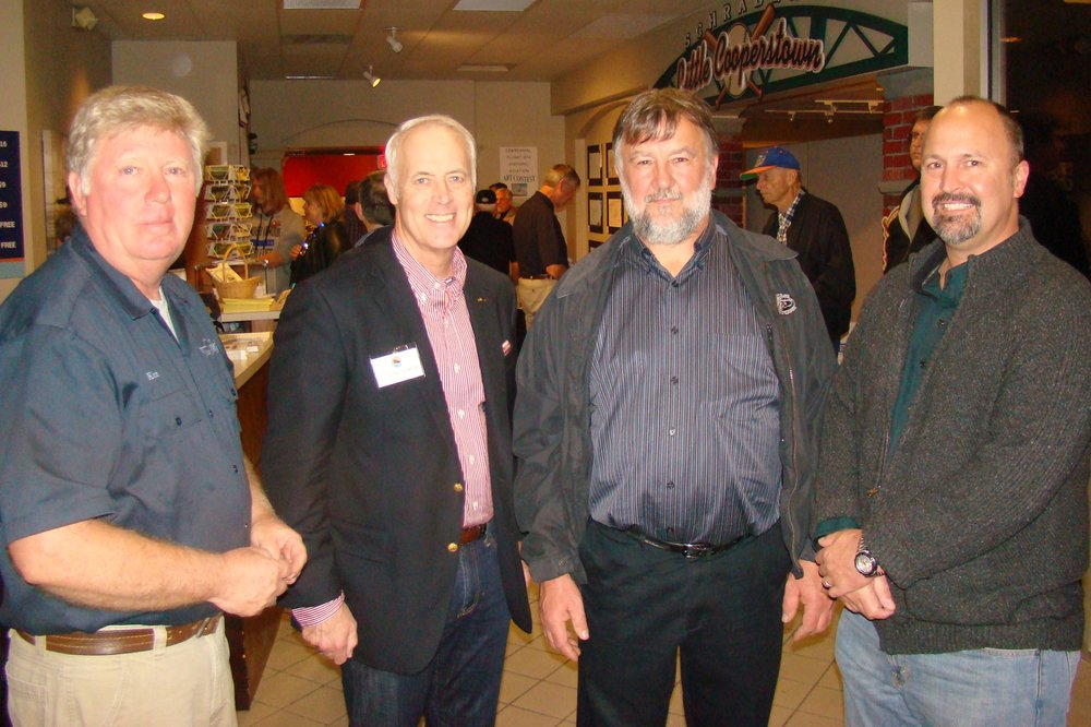Ken Kellett, Dick Newton, III, & Roberts Engine Team, 31 Dec '13.JPG