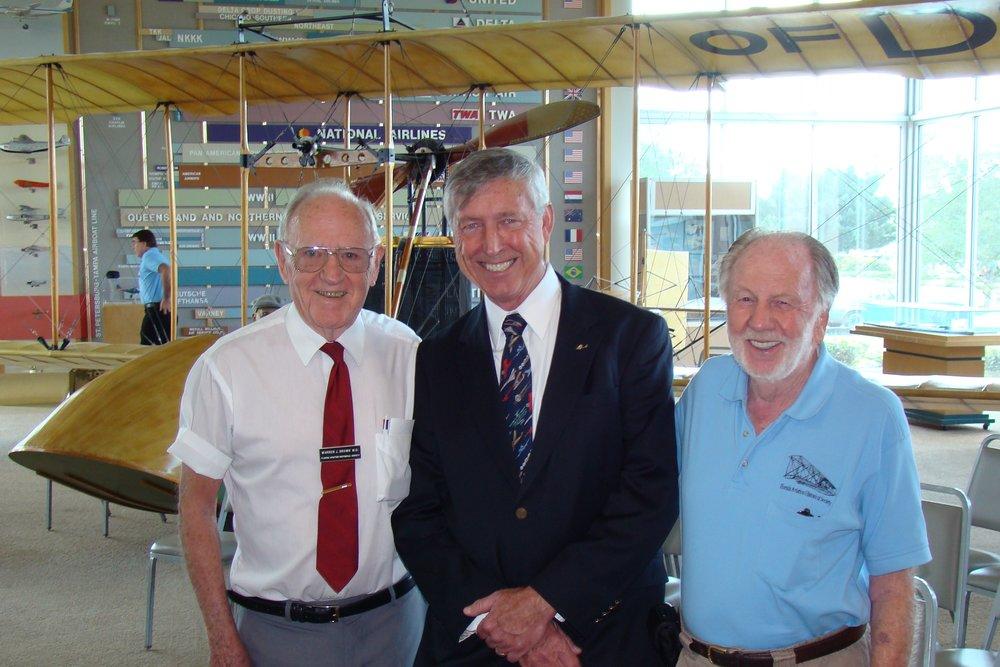 Dr. Warren Brown, Will Michaels & Eric Orford, 14 Jun '12.JPG