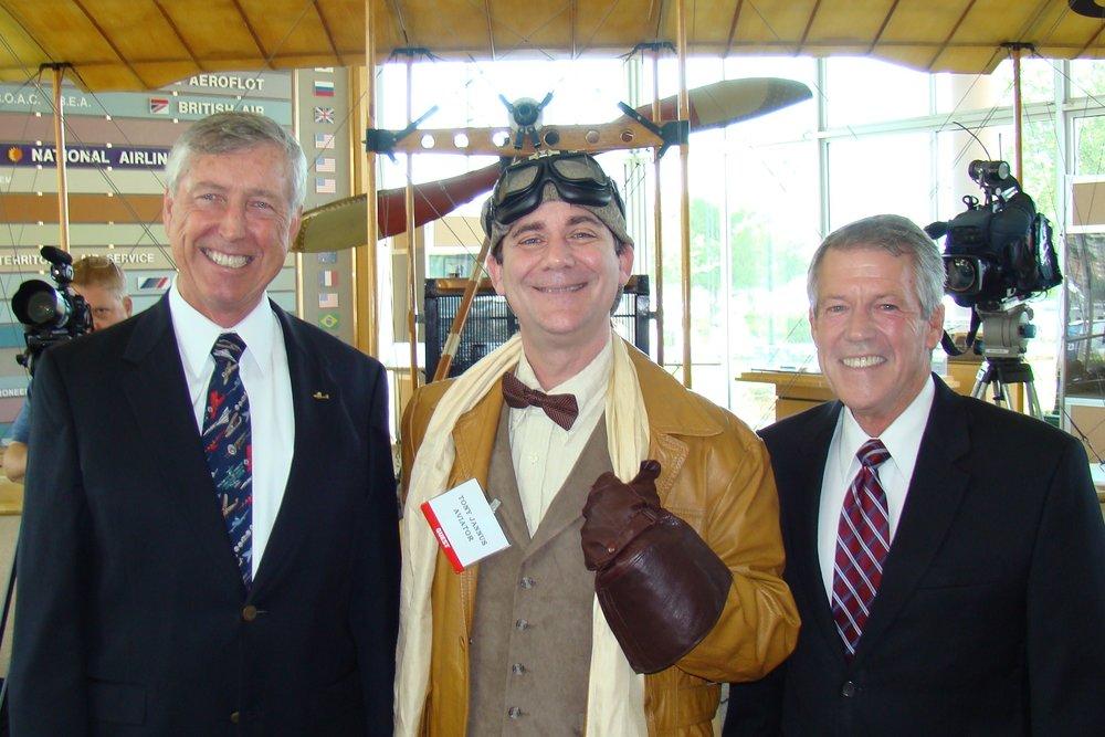 Will Michaels, Tony Jannus & Frank Robertson, 14 Jun '12.JPG