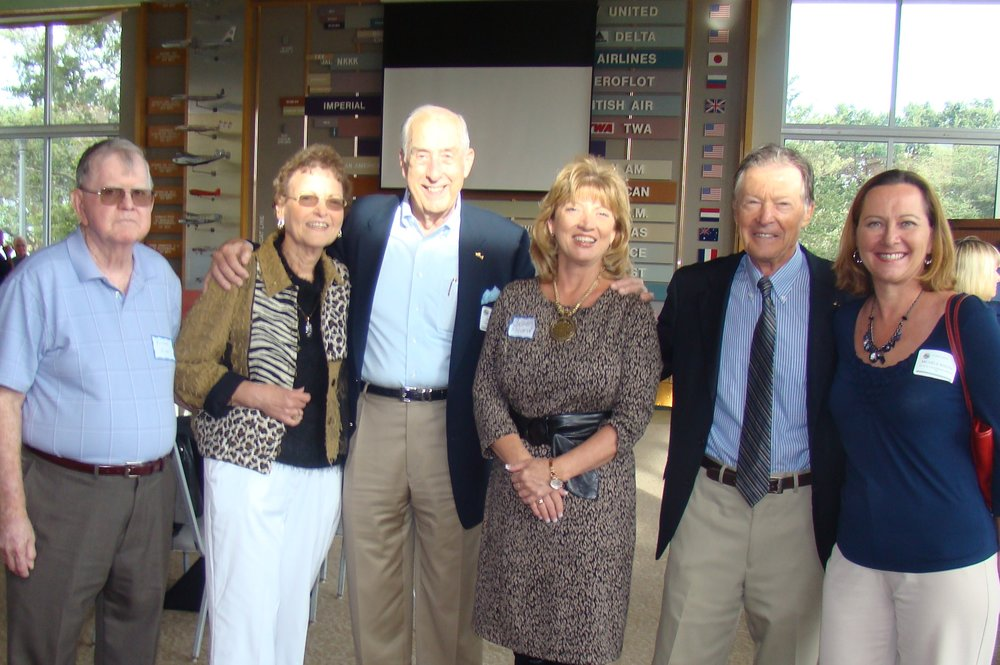 Richard Rose, Kim Michael, Dick Newton, Colleen Picard, Al Michejda & Michele Routh - 2, 24 Oct '13.JPG