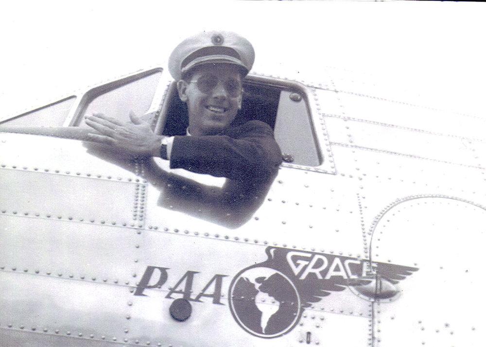 Captain Bill Krusen, 1942, 23 Mar '07.jpg