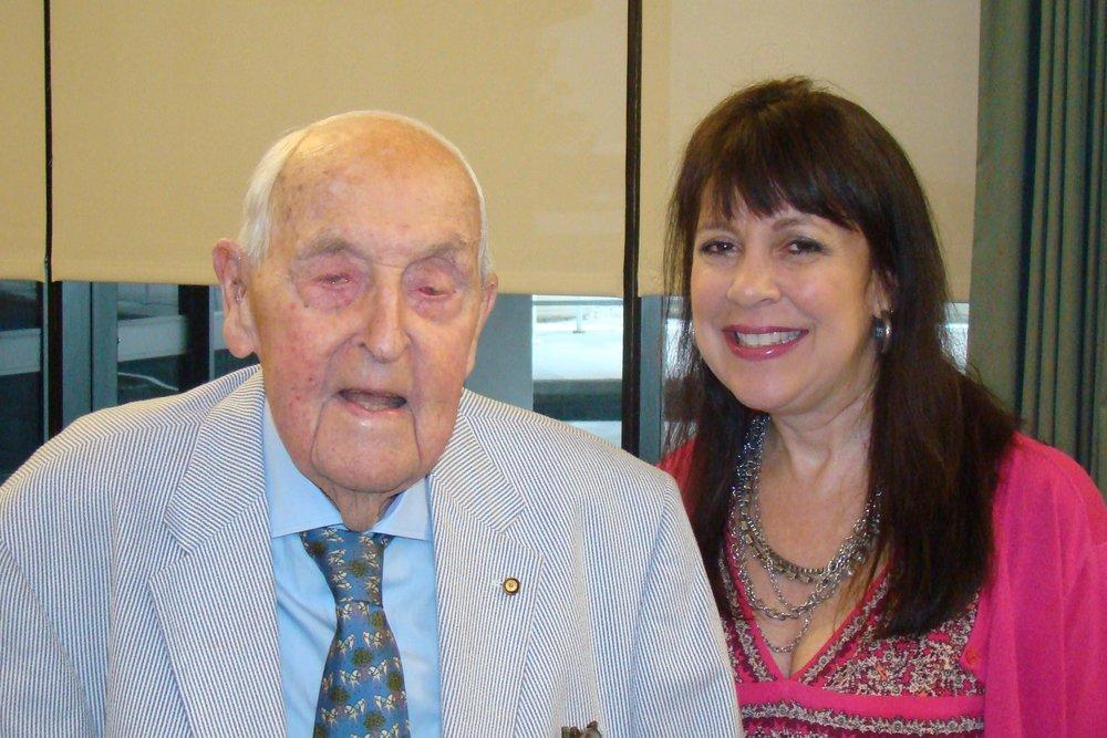 Sir Lenox Hewitt & Alison Hoefler, 15 Nov '13.JPG