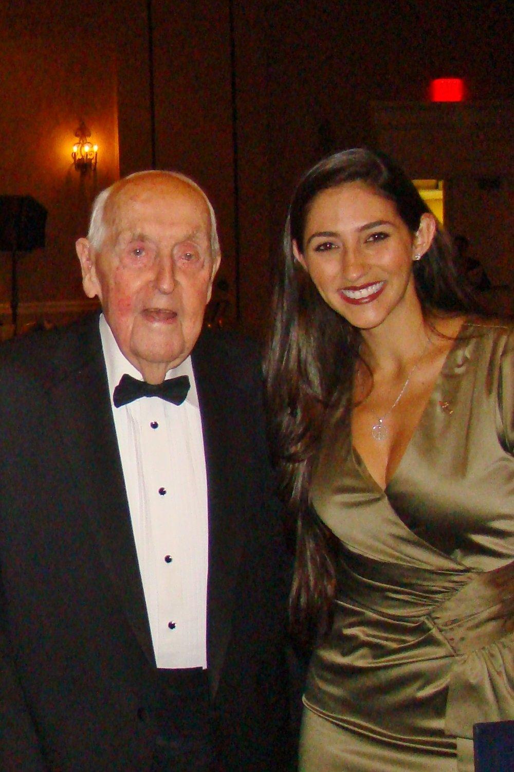 Sir Lenox Hewitt & Diana Cobas, 15 Nov '13 .JPG