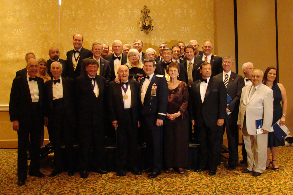 Tony Jannus Award Recipients & Board Members - 2, 30 Oct '08.jpg
