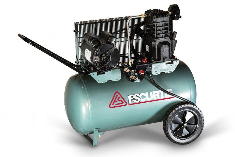 CTS Series – Garage Mate 2HP Horizontal Portable Air Compressor -