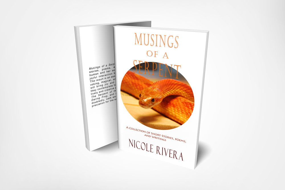 Musings of a Serpent Cover