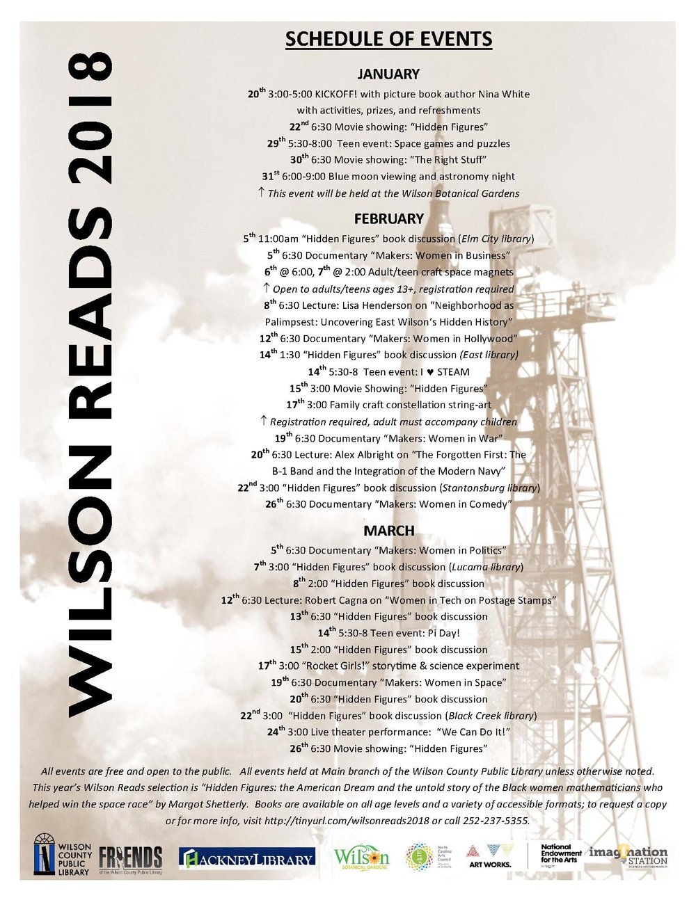 Wilson Reads Schedule Wilson County Igov