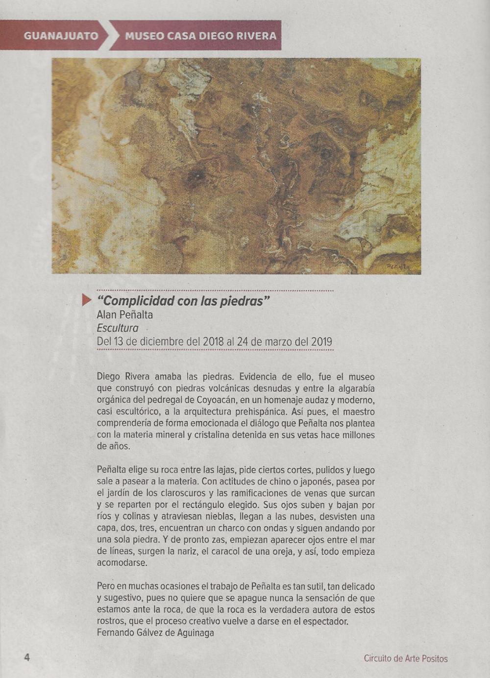 Catálogo completo en :  https://issuu.com/culturagtomx/docs/catalogo_cee_invierno_2018_issuu