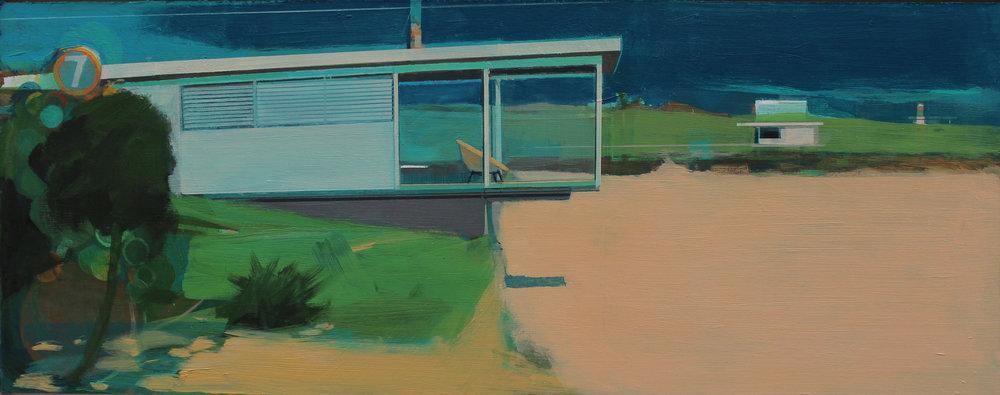 Beach house, Cornwall