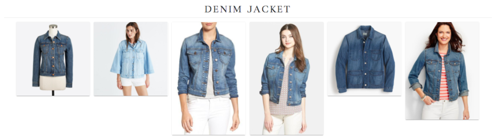 denim jackets for spring