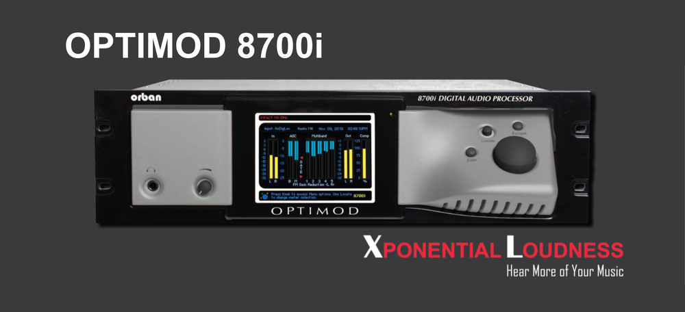 Learn More about our Audio Processors