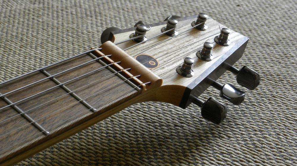 Halflight Guitars 'Naiad' English Walnut 2017  headstock right w.jpg