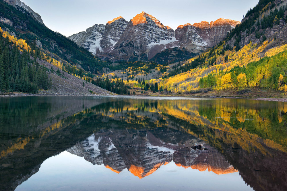 Colorado - a colourful fall roadtrip through the Rocky Mountains