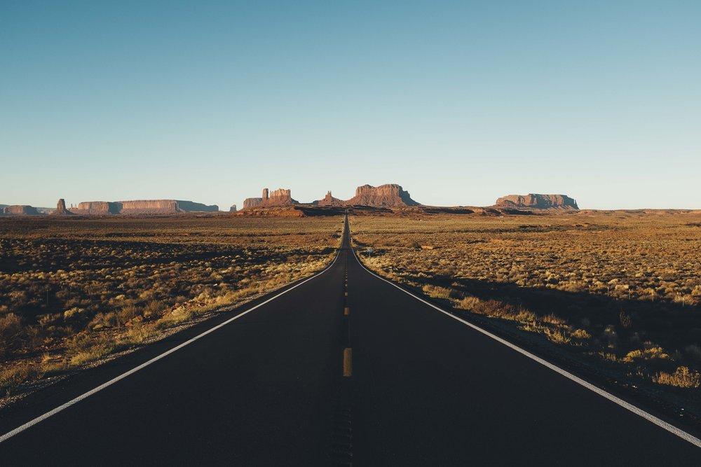 Americana - a week on the road thru Utah, Arizona & California using the Fuji X100F