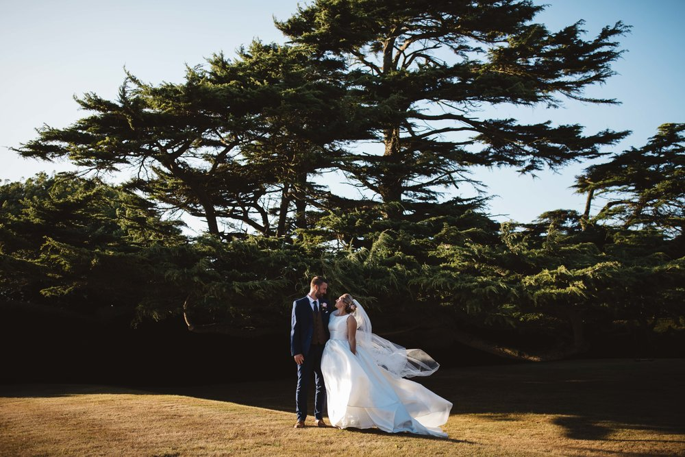 Hannah & Andy - Knowlton Court   Kent