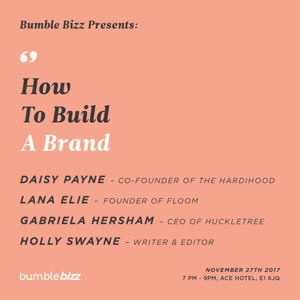 Bumble Bizz - How To Build A Brand - Instagram Post.jpg