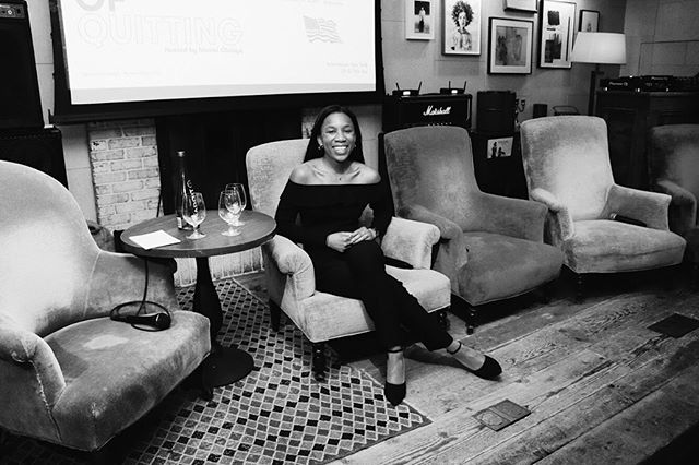 Thank you for interviewing me @mortimerhouse and for the very lovely introduction (link in bio)👩🏾💻 ⚡️ Interview with @johnpaul_thesirensoftitan (Editor of The Notebook)
