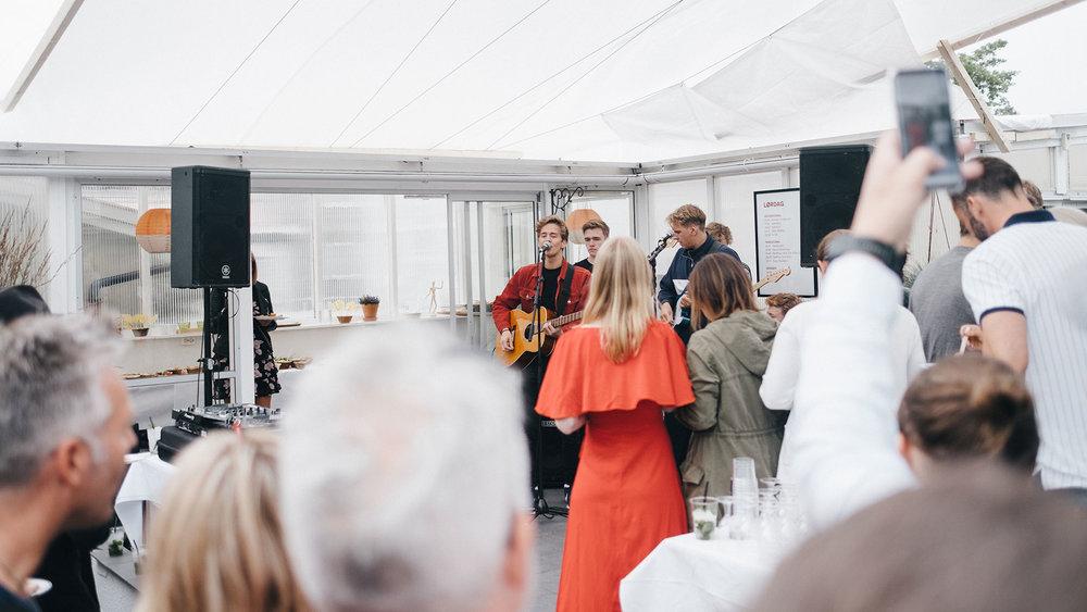 Bodø Artistagentur - Formidling av artister til store og små arrangementer.