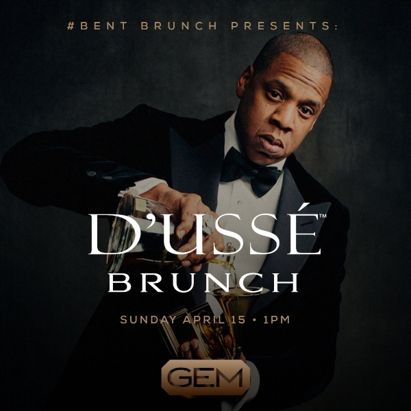 The most exclusive brunch in Boston returns and what better way to kick it off than with complimentary drinks provided by D'usse'    Gem Lounge  42 Province Street Boston, MA   DJ Real P & DJ TGIF  HIP HOP. TOP 40. INTERNATIONAL   For Limited Brunch Reservations & VIP: 781.408.0612