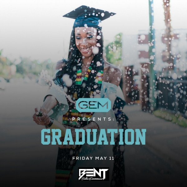 This party is dedicated to the class of 2018! After you walk the stage come celebrate with us at one of our annual sell out graduation parties! LETS GET BENT!   Gem Lounge  42 Province Street Boston, MA   DJ TGIF & SUPER SMASH BROZ  HIP HOP. TOP 40. INTERNATIONAL      FMI. Birthdays. Graduation/Birthdays. VIP Text: 781.408.0612