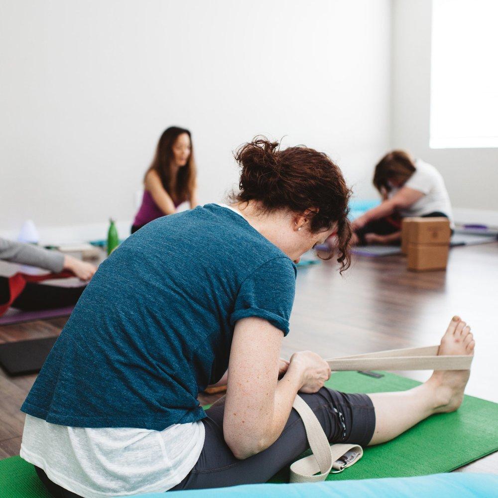Toronto Yoga Class