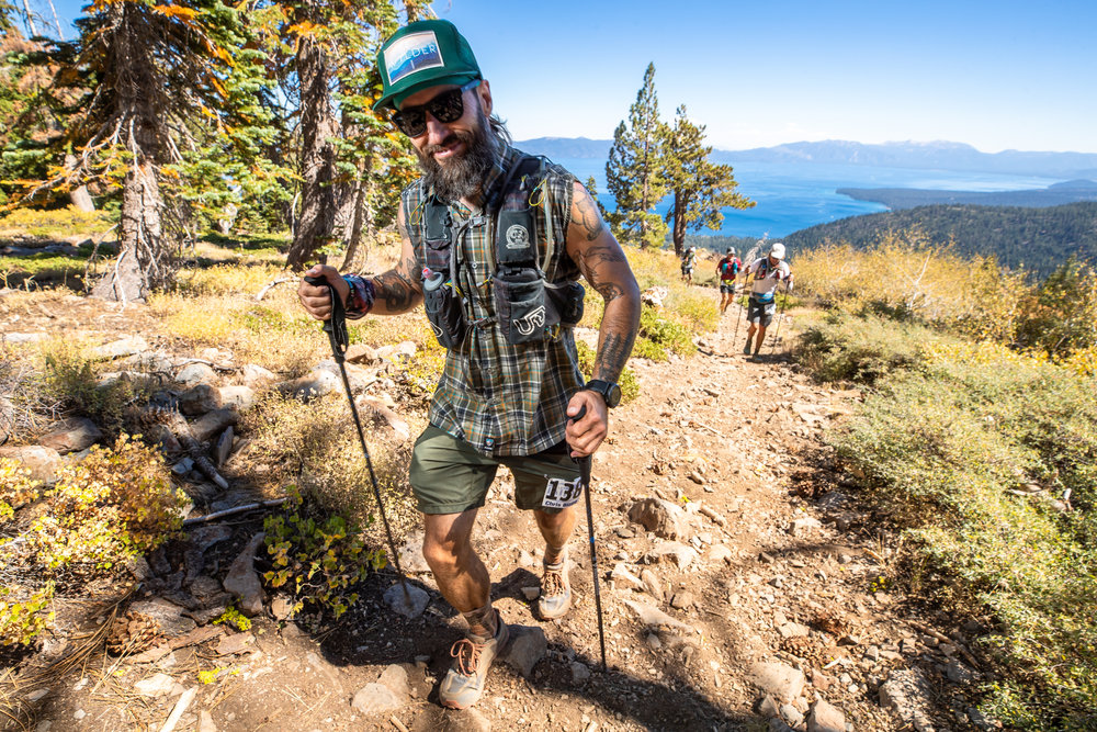Chris Blagg - Founder & Crew GhostriderInstagram- @ImmortalracecrewMy first trail running race was the Kodiak 50k in 2013 where I placed in the top ten. This is where I first met co-founder Shane Nuthall. A year later I participated in my first 100 miler; the Kodiak 100 where I also placed in the top ten. I have completed numerous ultra races since 2012, including the Tahoe 200 Endurance Run. I have crewed at Western States twice for a top 20 and top 10 finisher, and at the Bigfoot 200 Endurance Run.Being an avid lover of nature and the outdoors I decided to obtain my Wilderness First Responder certification from the National Outdoor Leadership School. This certificate and my passion for ultra running will allow me to better help fellow ultra runners finish challenging distances and witness their success of completion. I want to Crew YOU!