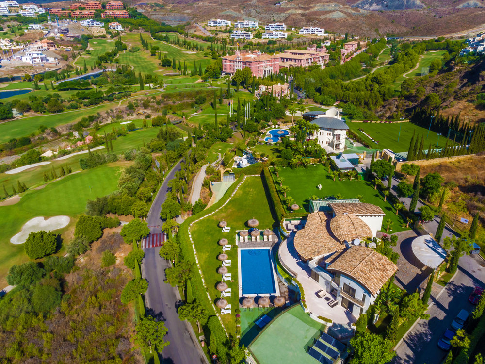Aerial View DSV Collection, Marbella