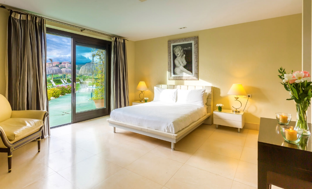 Bedroom, Villa El Cano, DSV Collection Marbella