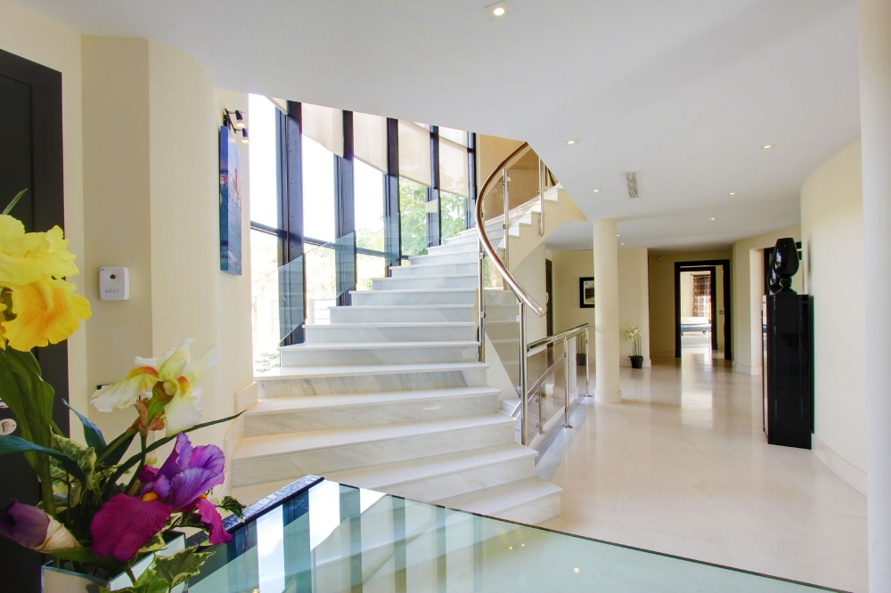 The Stairs Villa El Cano, DSV Collection Marbella